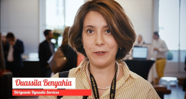 Assises Nationales Fesp 2018 : interview d'Ouassila Benyahia (Dynastie Services)